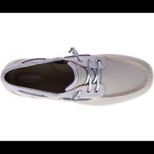 Sperry Top Sparkle Boat Rosefish Shoes Nib Nwt Sider clK3FJ1uT